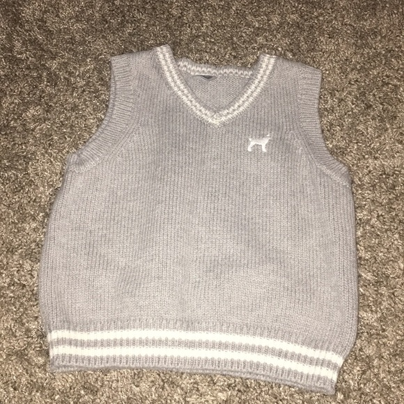 506d19ea Carter's Shirts & Tops | Carters Sweater Vest For Baby Boy | Poshmark
